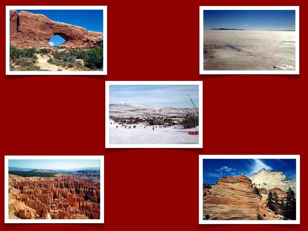 Utah vistas