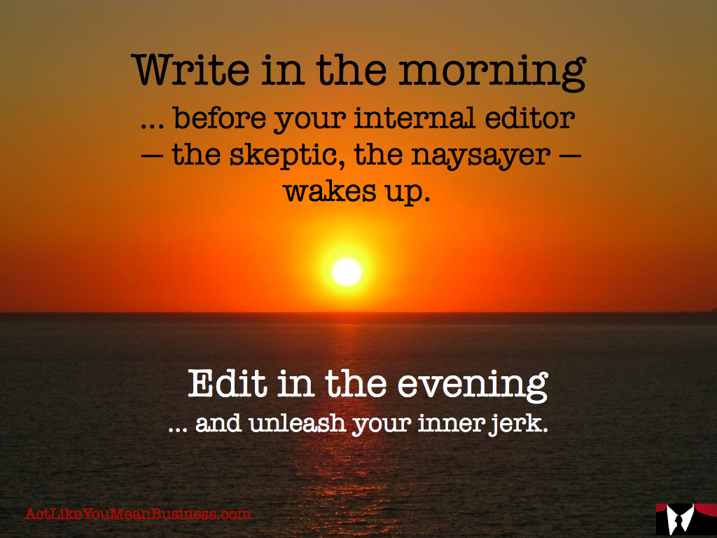 Write in the Morning.001