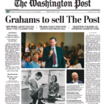 Bezos Buys Washington Post