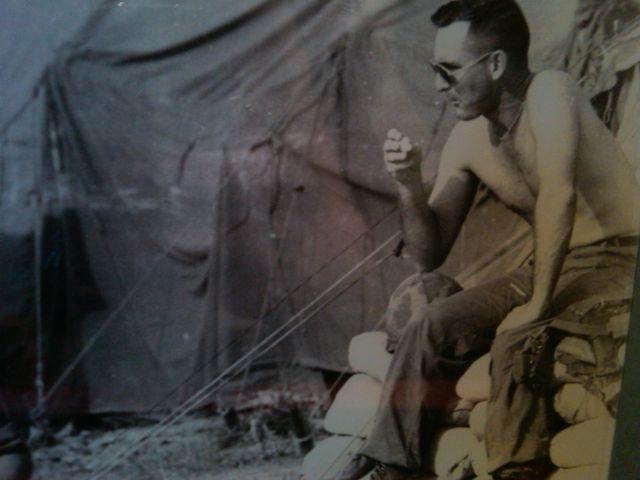 Dad in Vietnam
