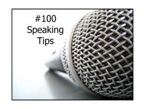 #100SpeakingTips